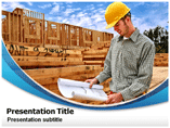 Civil Engineering Theme Templates For Powerpoint