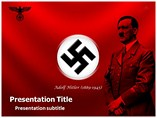 Hitler Powerpoint Template