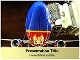 Southwest Airlines PowerPoint Themes