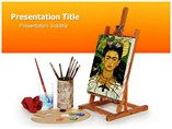 Frida Kahlo Templates For Powerpoint