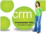 CRM PowerPoint Designs