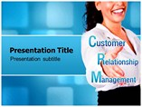 Customer Relationship Management PowerPoint Designs