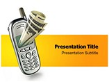 Mobile Banking Technology Templates For Powerpoint