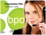 BPO Services PowerPoint Slides