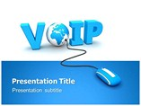 Powerpoint Tempate on Voip