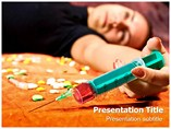Drug Abuse Powerpoint Template
