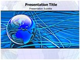 World Globe PowerPoint Themes