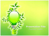 Go Green Quiz PowerPoint Template