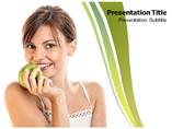 Healthy Food Templates For Powerpoint
