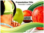 Diet Foods Templates For Powerpoint
