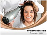 Free Hair Salon Powerpoint Template