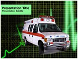 Free Ambulance Powerpoint Template