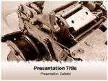 Mechanical Templates For Powerpoint