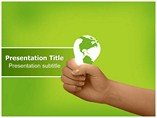 Green World Products Templates For Powerpoint