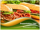 Fast Foods Templates For Powerpoint