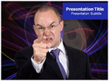 Anger Templates For Powerpoint