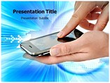 Touch Screen Technology Templates For Powerpoint
