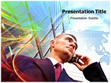 Wireless Communication System Templates For Powerpoint