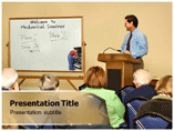 Mechanical Seminar Templates For Powerpoint