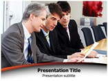 Organization Behavior Powerpoint Templates
