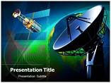 Satellite Radio Templates For Powerpoint