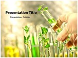 Plant Interaction Templates For Powerpoint