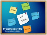 Six Sigma Business Process PowerPoint Backgrounds