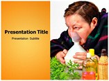 Steam Inhalation Templates For Powerpoint