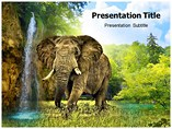 Forest And Wildlife Templates For Powerpoint