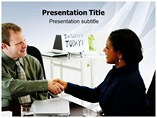 Job Interview Powerpoint Template
