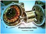 Dc Motor Templates For Powerpoint