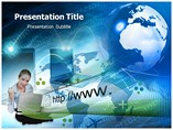 Internet Age Templates For Powerpoint