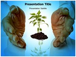 Plant And Soil Templates For Powerpoint