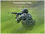 Army Soldier Templates For Powerpoint