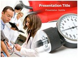 Blood Pressure Range Templates For Powerpoint