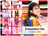 ladies Cloth Templates For Powerpoint