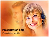 Call Centre PowerPoint Themes
