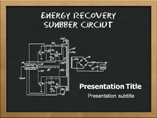 Energy Recovery Snubber Circuit Templates For Powerpoint