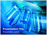 Microscope Parts Powerpoint Template