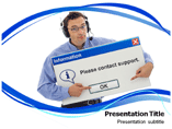 Online Support Templates For Powerpoint