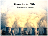 Air Pollution Templates For Powerpoint