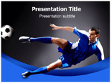 Ball Player Templates For Powerpoint