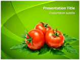 Red Tomato   PowerPoint Template