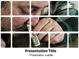 Drug Addict Templates For Powerpoint