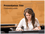 Music In Education Templates For Powerpoint