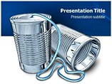 Communication Equipment's Templates For Powerpoint