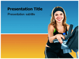 Women Health Subscription Templates For Powerpoint