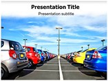 Parking Powerpoint (PPT) Templates