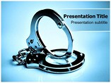 Handcuffs PowerPoint Themes
