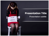 Hostages Templates For Powerpoint